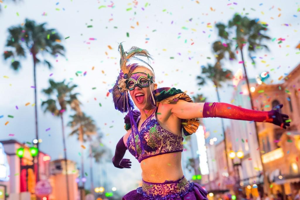 Universal Orlando Resort Celebrates the Return of Universal's Mardi Gras in 2022