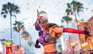 Universal realiza Mardi Gras a partir de fevereiro de 2022