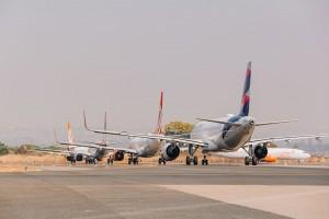 Tarifa aérea em 2021 ainda é menor do que antes da pandemia, diz Abear