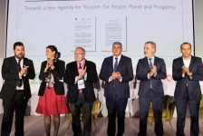 Cúpula Mundial para o Futuro do Turismo debate a importância de transformar o setor