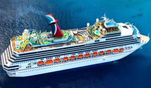 Carnival define retomada das operações de mais dois navios nos EUA