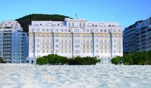 Copacabana Palace é o hotel brasileiro mais bem colocado no Condé Nast Traveler 2021