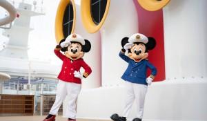 DCL leva Star Wars, Mickey e Minnie para Oceaneer Club do Disney Wish