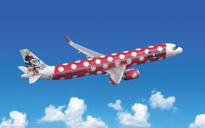 Azul confirma Minnie como tema da segunda aeronave da 'Frota Mais Mágica do Mundo'