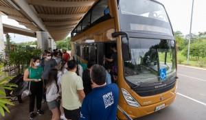 Itaipu Binacional tem o maior número de visitantes desde o início da pandemia