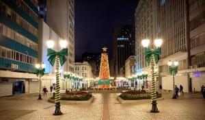 Curitiba terá 53 dias de atrações e decoração de Natal; veja programação