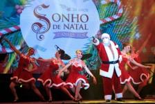 34° Sonho de Natal é aberto oficialmente em Canela (RS) e segue até janeiro