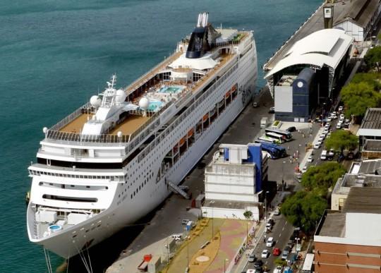 Governo autoriza temporada de cruzeiros 2021/22 no Brasil