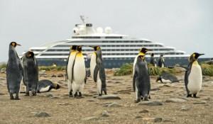 Scenic Eclipse volta à Antártica em janeiro de 2022