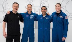 Missão SpaceX Crew-3 lançará foguete do Kennedy Space Center, na Flórida