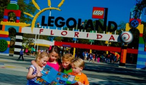 Legoland Florida completa dez anos e anuncia novidades