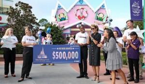 Disney 50 anos: doação de US$ 3 milhões ajudará seis instituições na Flórida